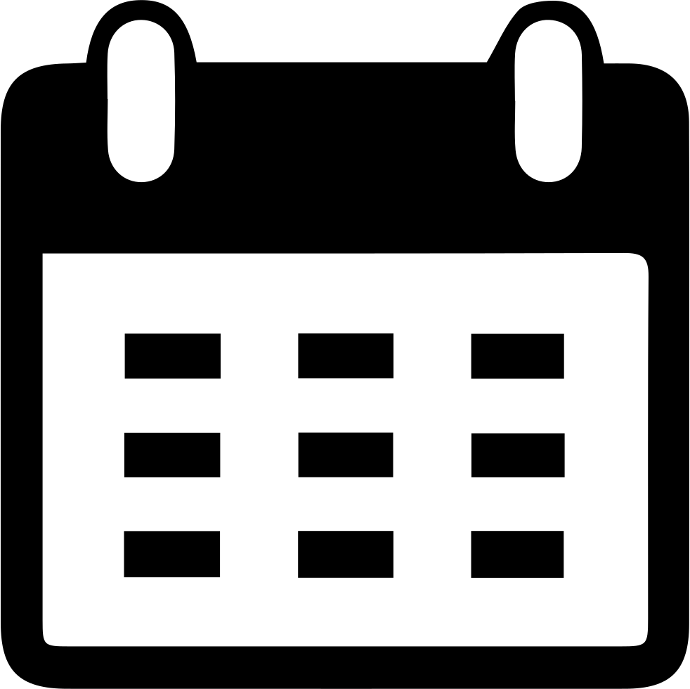 Calendar Web Icon : Money easy transaction flow calendar eps svg png icon