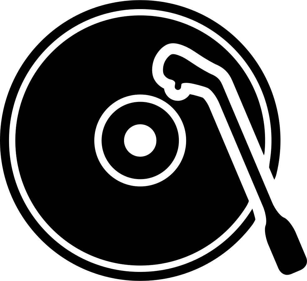 Old Record Player Svg Png Icon Free Download 41198