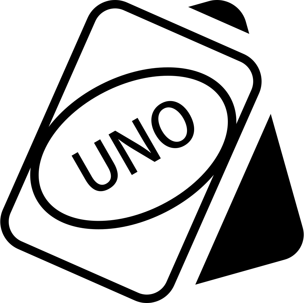 Uno Svg Png Icon Free Download (#413524)
