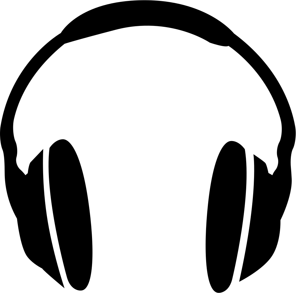 Headphones Svg Png Icon Free Download (#41651 ...