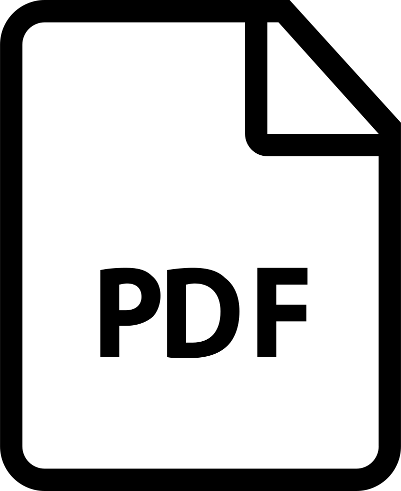 Pdf Files Svg Png Icon Free Download (#418577) - OnlineWebFonts.COM