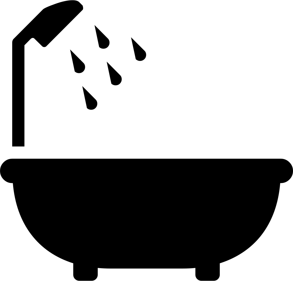 Bath Bathtub Svg Png Icon Free Download 425511