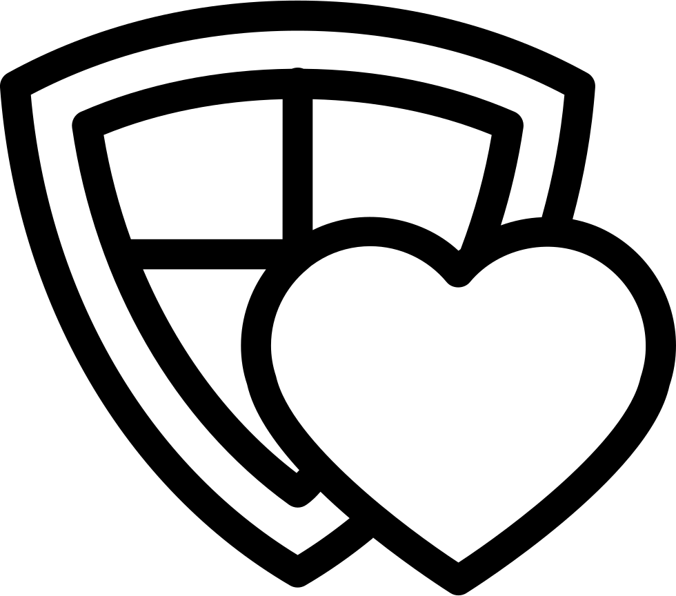 Heart And Shield