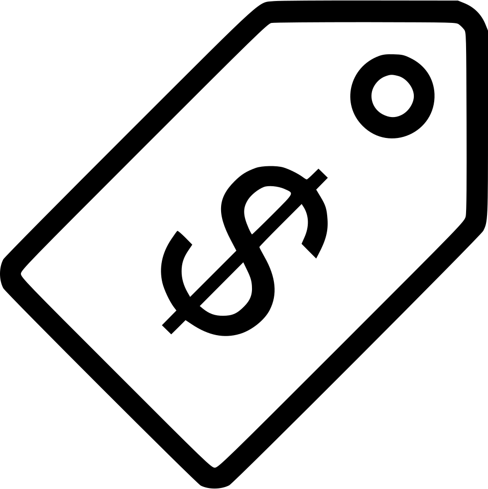 Price Tag Usd Vector