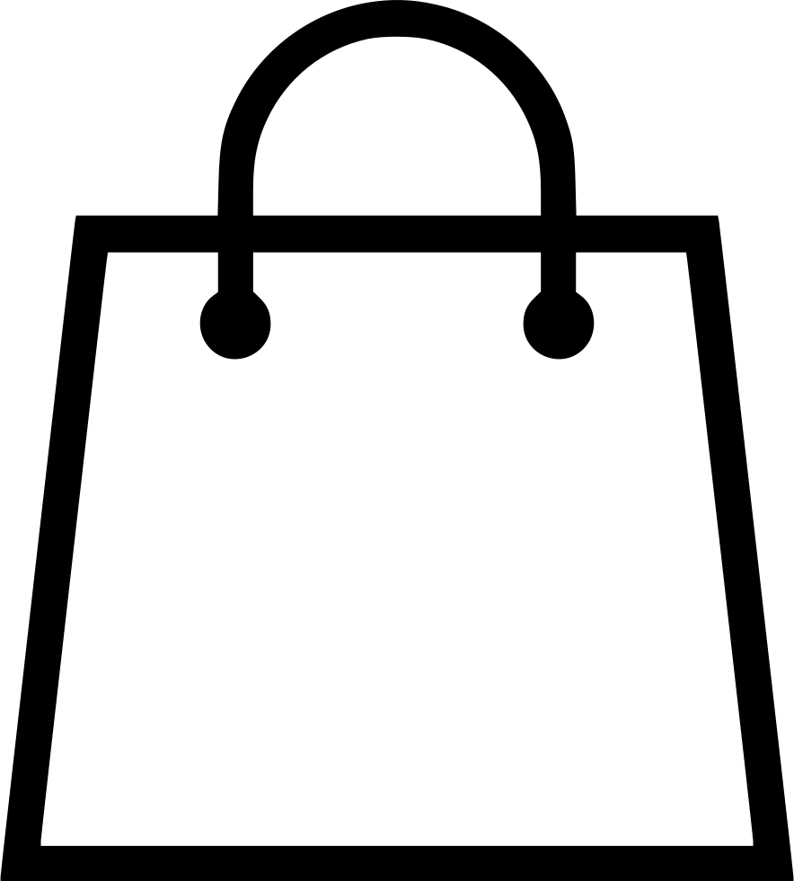 Shopping Bag Vector Svg Png Icon Free Download (#431135 ...
