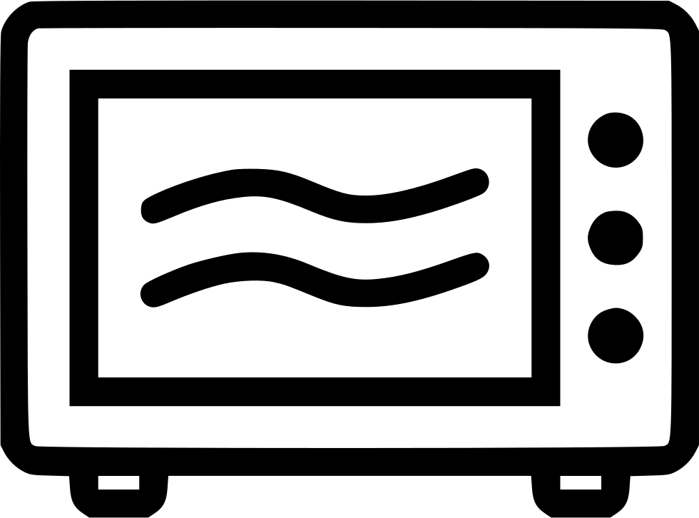 Microwave Svg Png Icon Free Download 431679