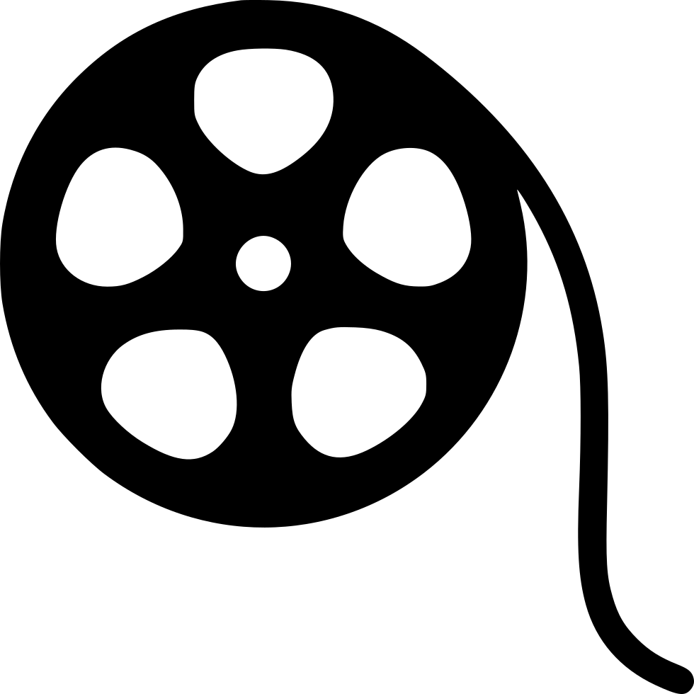 Film Reel Filled