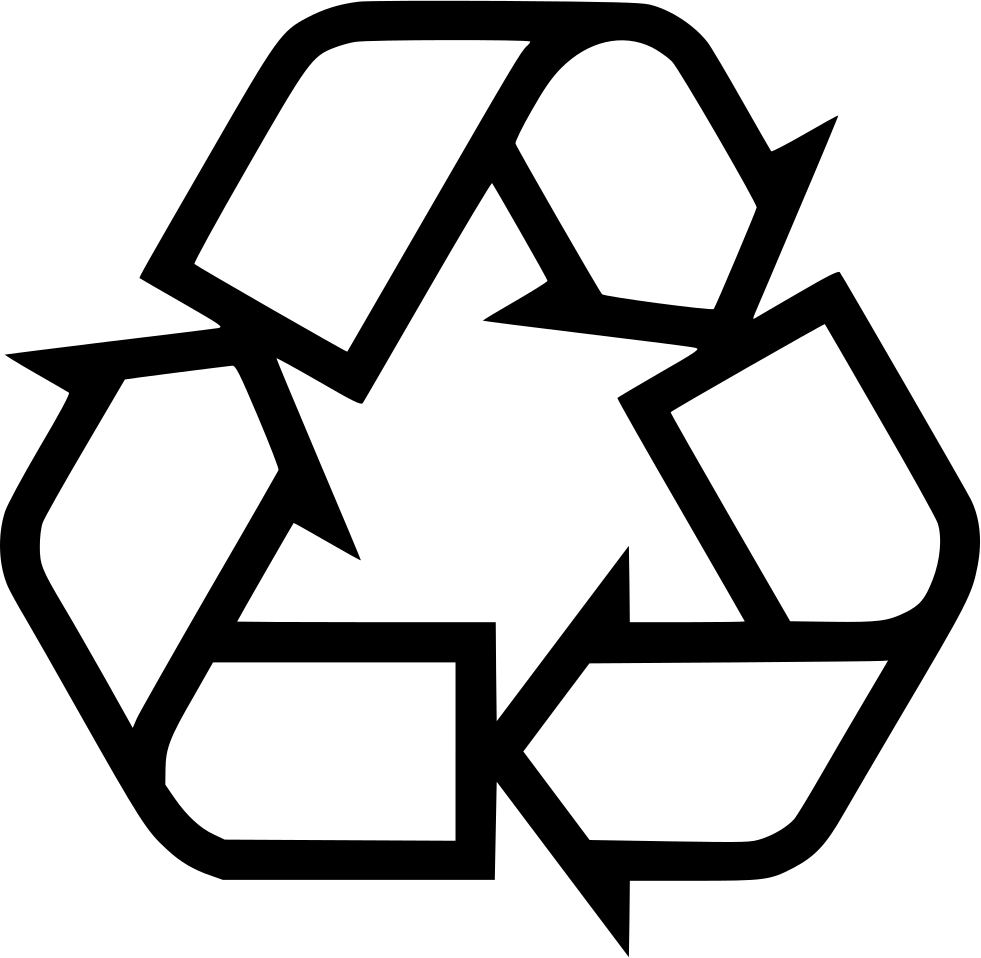 recycle sign svg png icon free download 432672
