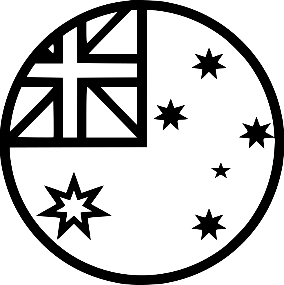 Country Flag Australia