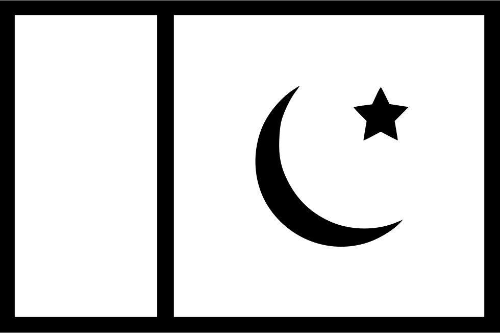 Pakistan Flag Svg Png Icon Free Download (#436775 ...