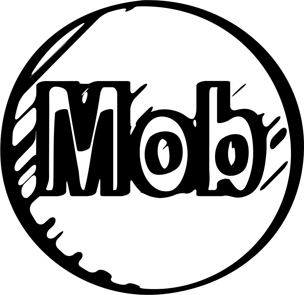 Mob Sketched Logo