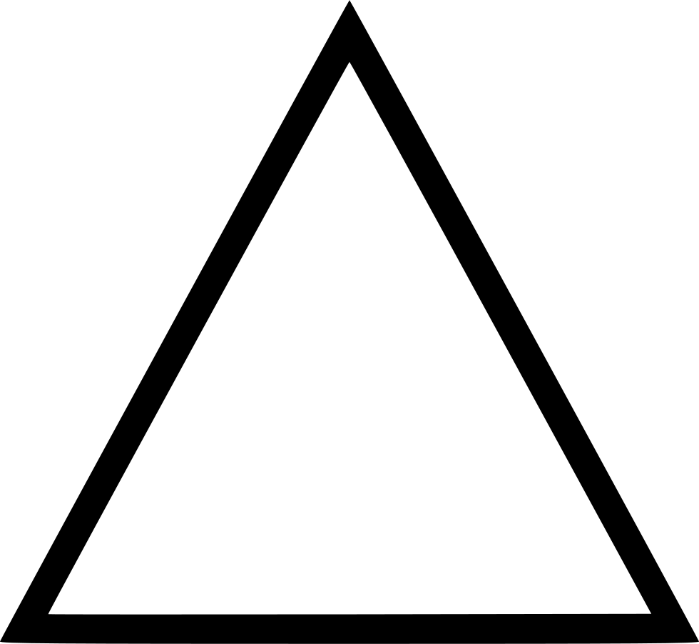 F Up Forward Direction Triangle Upload
