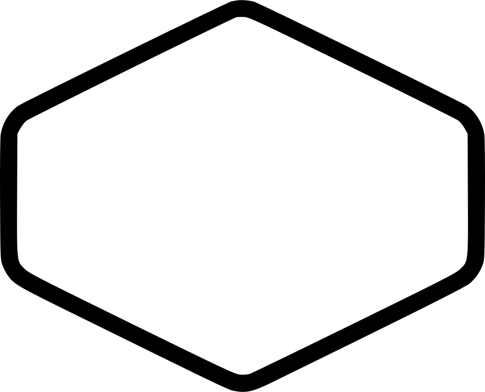 Cell Hexagon Sign