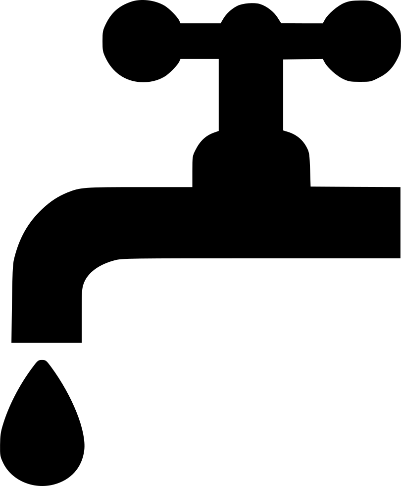 Tap Water Plumbing Supply Svg Png Icon Free Download