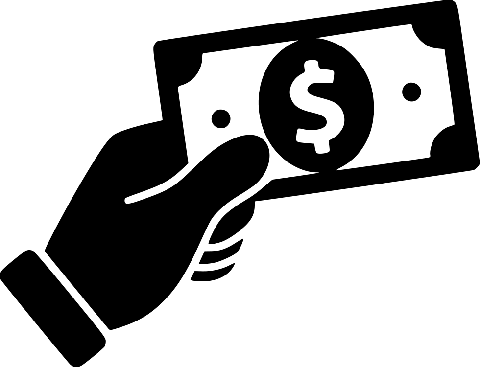 Buy With Cash Svg Png Icon Free Download (#453145 ...