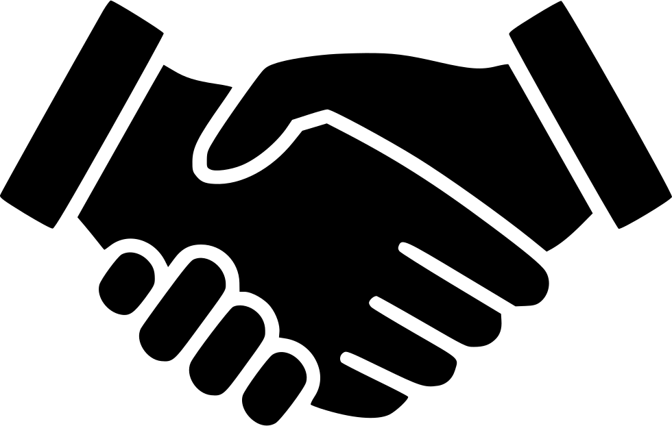 Handshake Svg Png Icon Free Download (#453163 ...