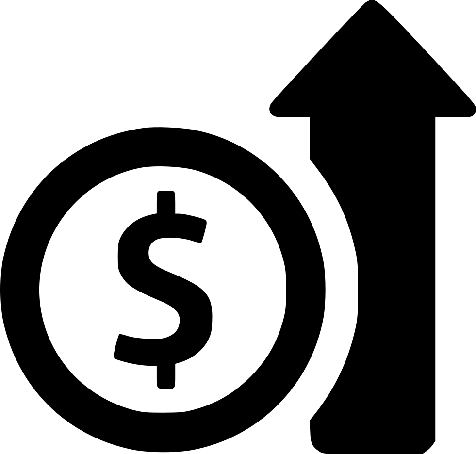 Income Money Increase Profit Svg Png Icon Free Download ...