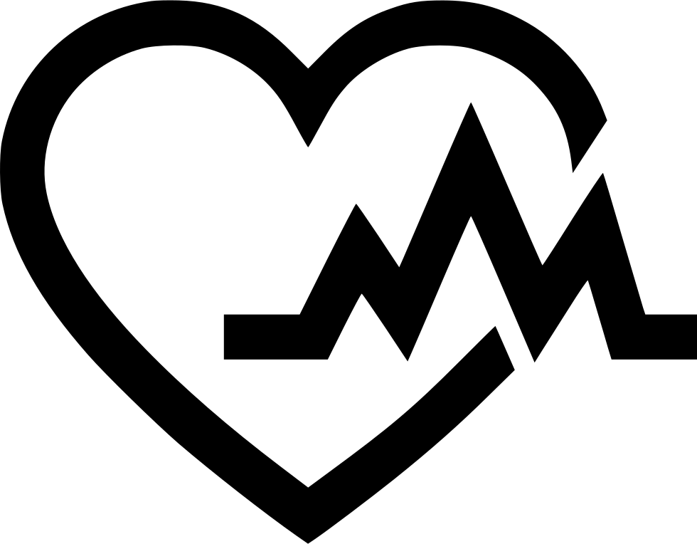 Health Fitness Care Safe Fresh Heart Svg Png Icon Free ...
