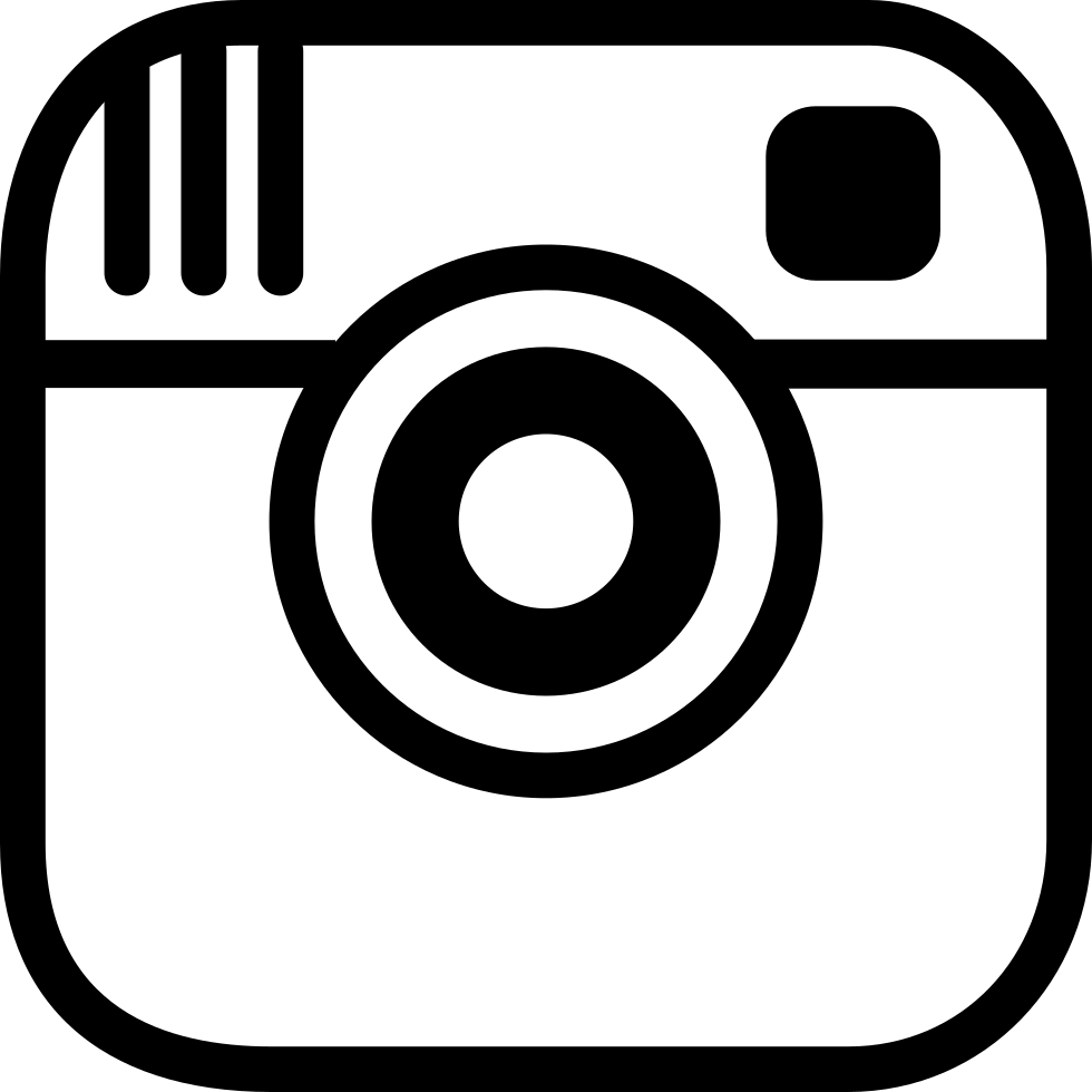 Instagram Photo Camera Logo Outline Svg Png Icon Free ...  Instagram Photo...