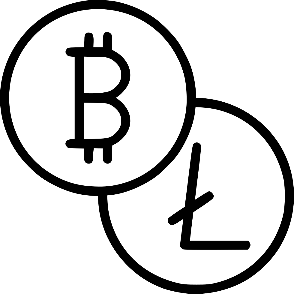 Bitcoin Litecoin Online Trade Electronic Digital Currency