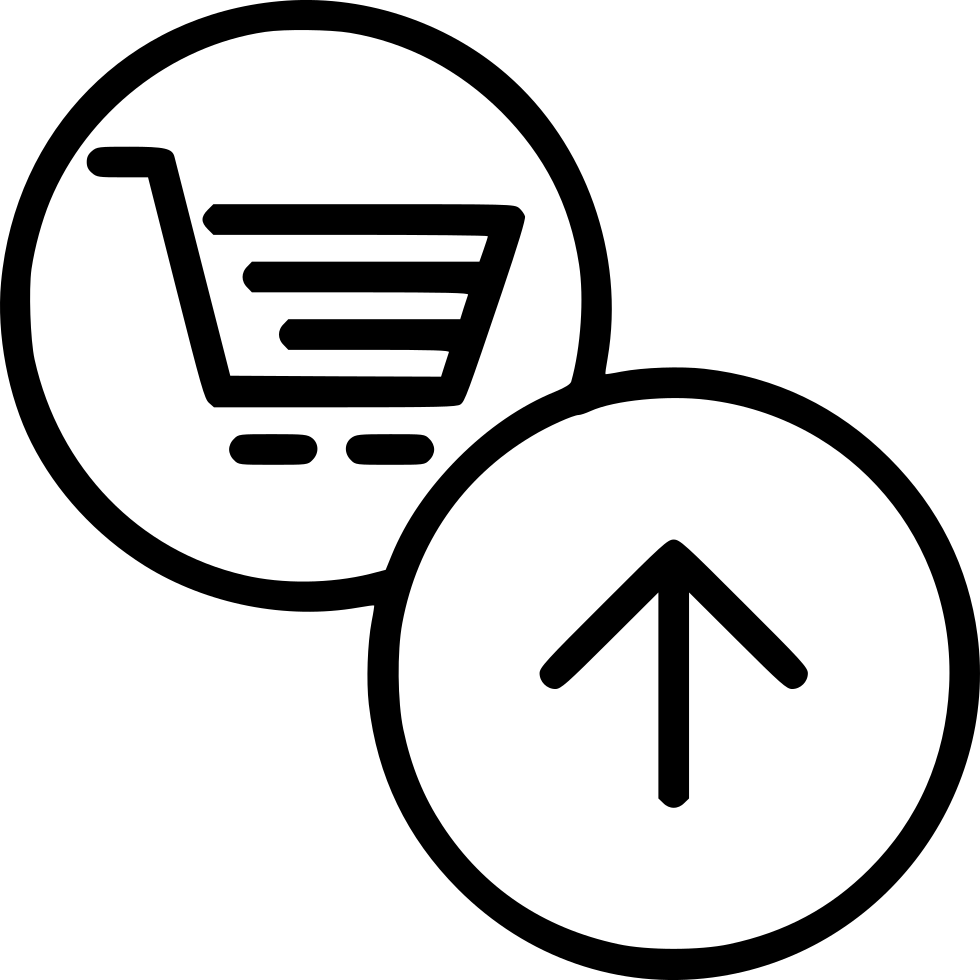 Add Cart Basket Item Shopping Business