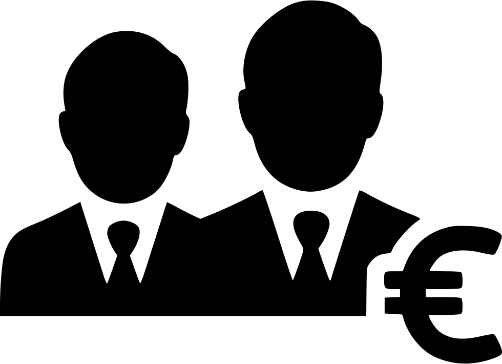 Business Group People Euro Businesspeople