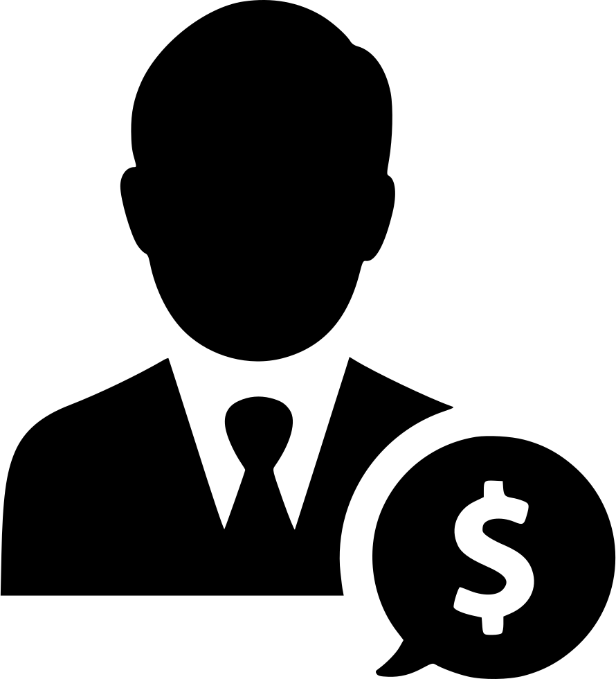 Businessman Earnings Salesman Dollar Income