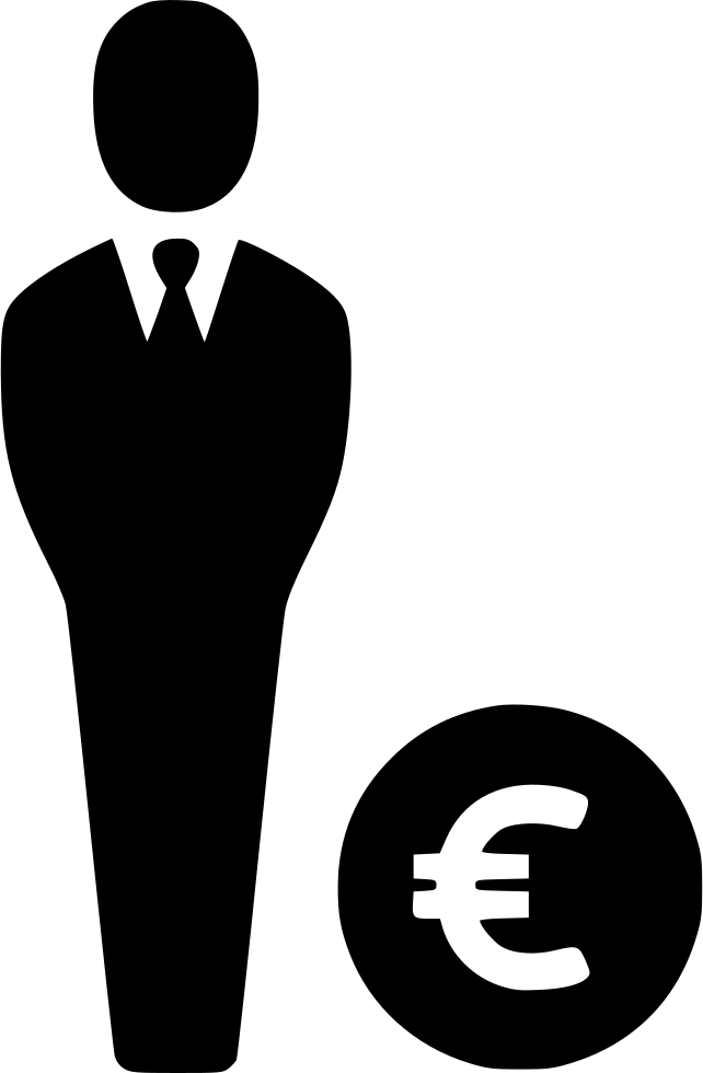 Salesman Euro Businessman Earnings