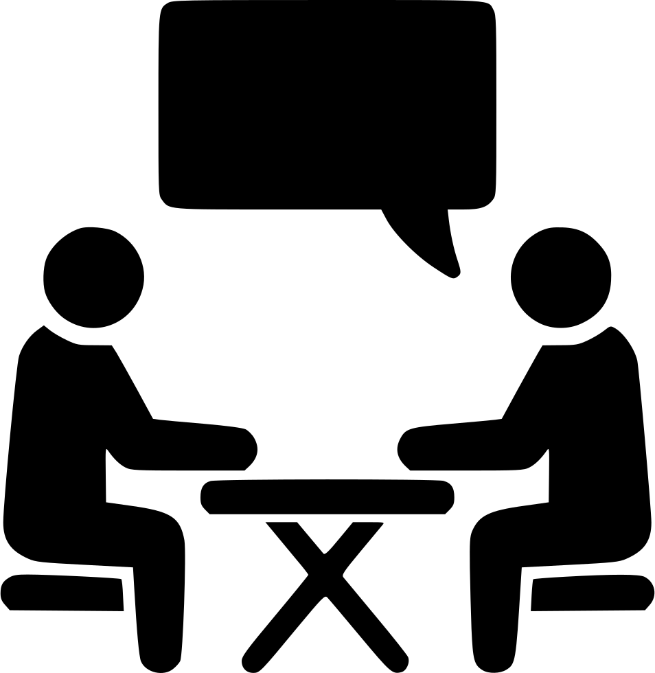 Interview Chat Conversation Job Hire