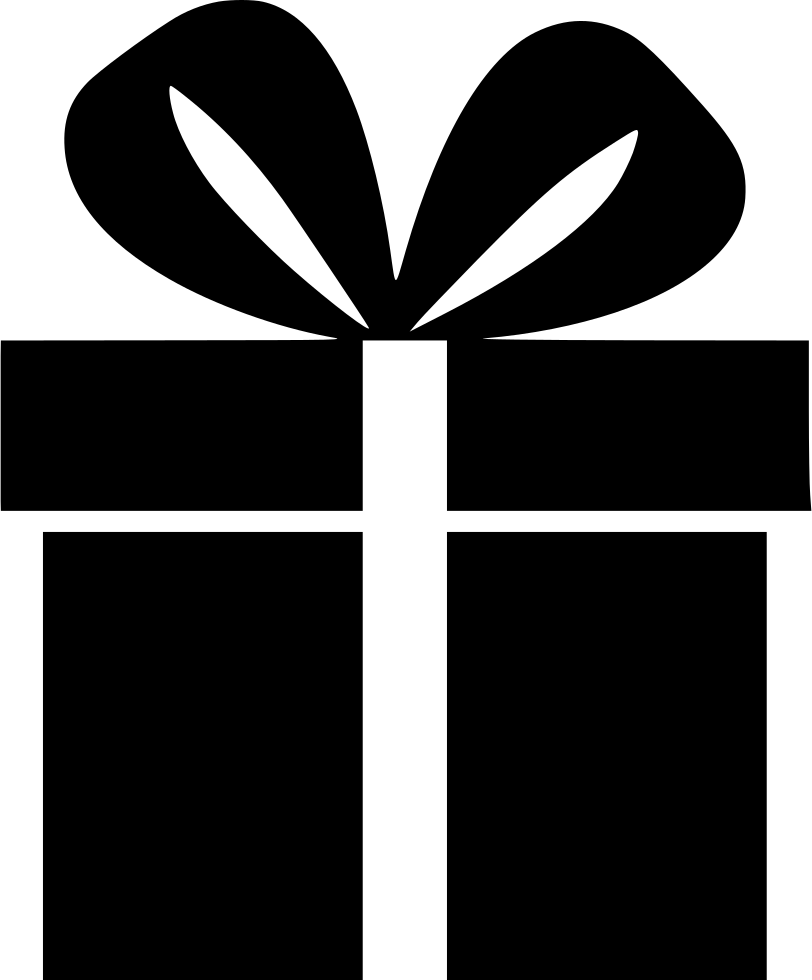 Gift Present Christmas Box Svg Png Icon Free Download ...