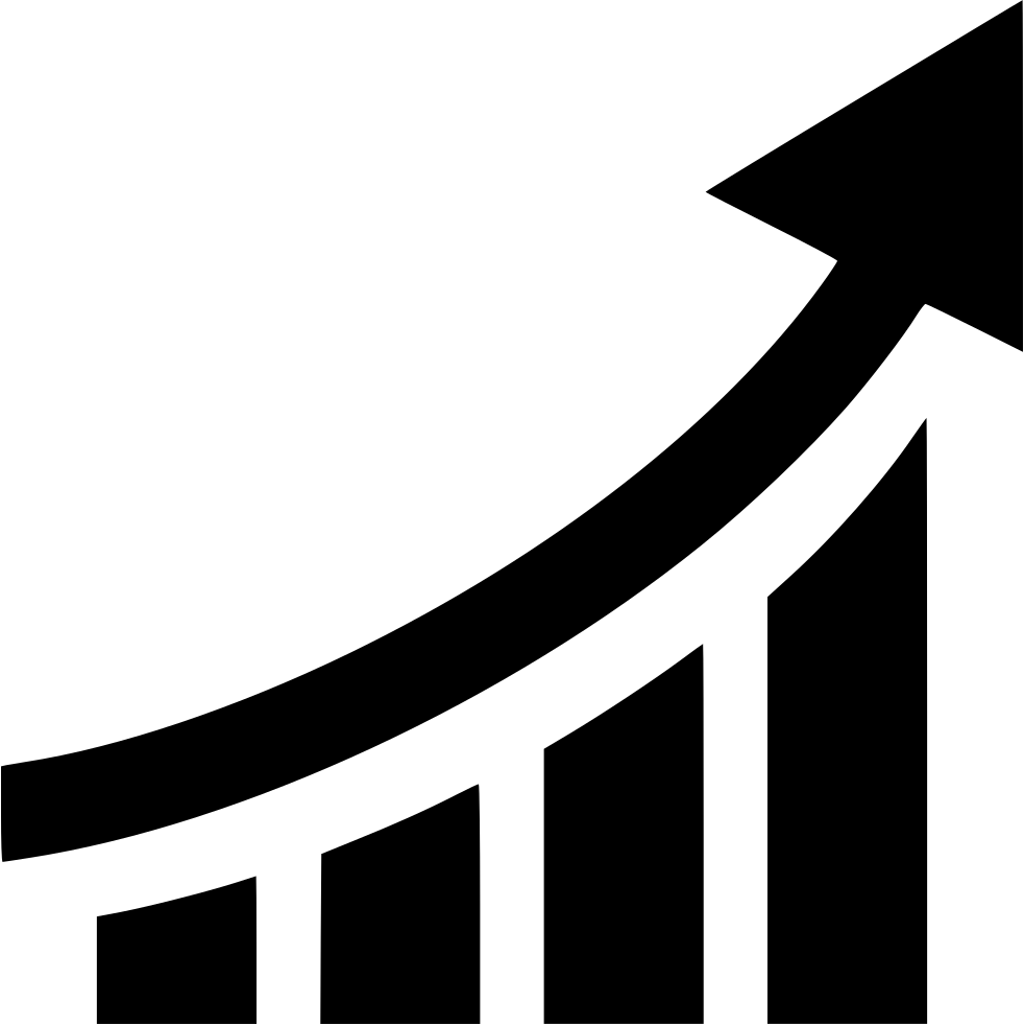 Edit A Line Or Arrow Line Arrow Wordart Picture Clip: Chart Graph Line Arrow Svg Png Icon Free Download (#462760