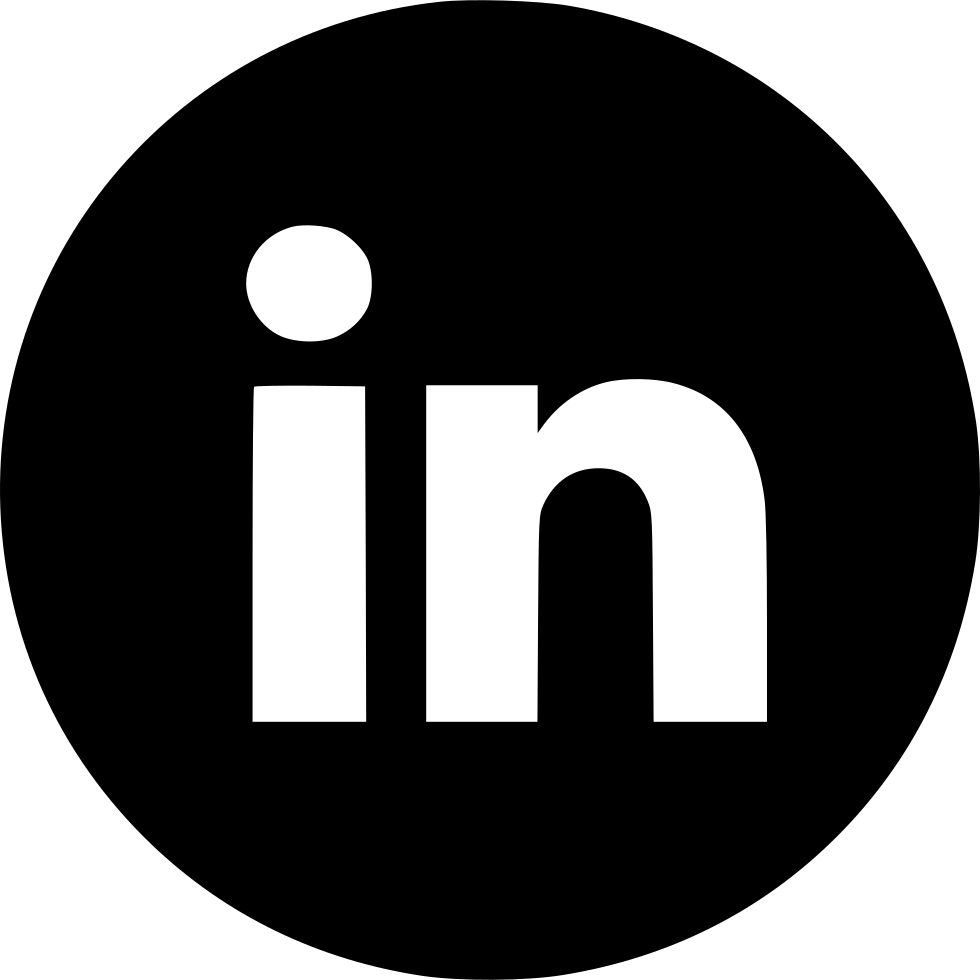 Linkedin Circle Color Svg Png Icon Free Download (#465955 ...