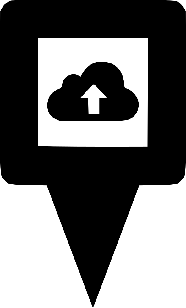 Map Cloud Sky Data Upload Load Download