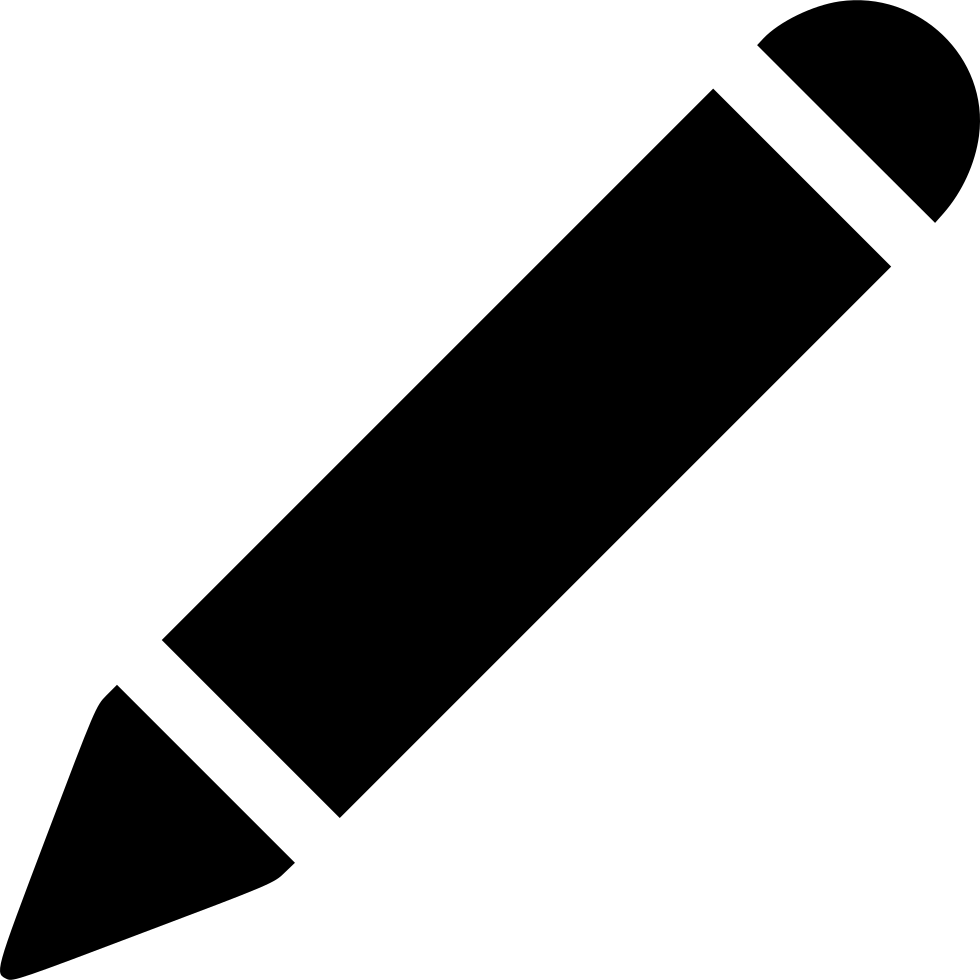 marker pen pencil tablet draw write sign signature svg png