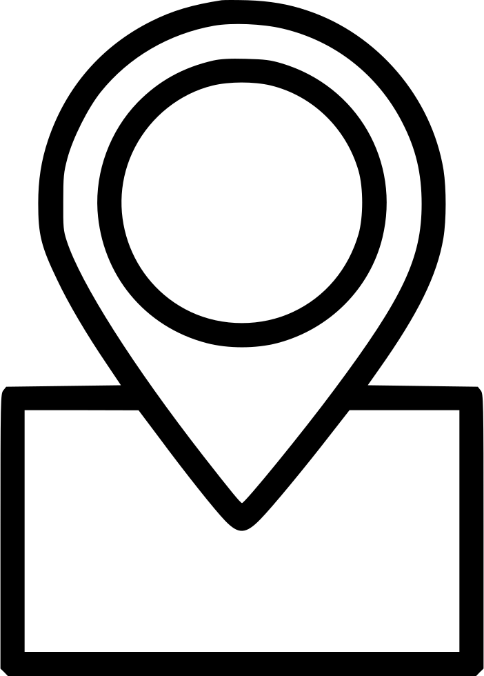 Location Pin Marker Gps Map Optimization Place