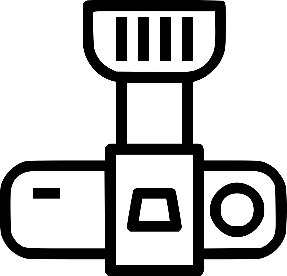 Camera Modern Top View