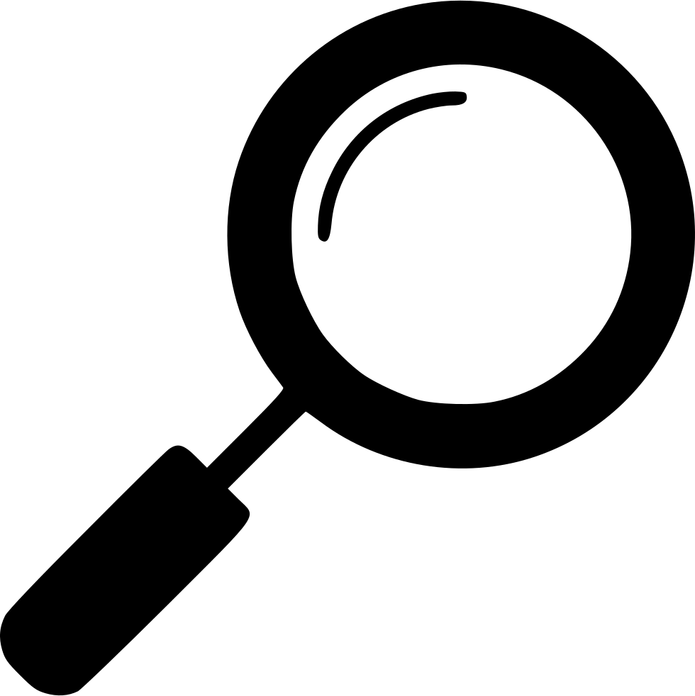 Magnifying Glass Svg Png Icon Free Download (#469993 ...