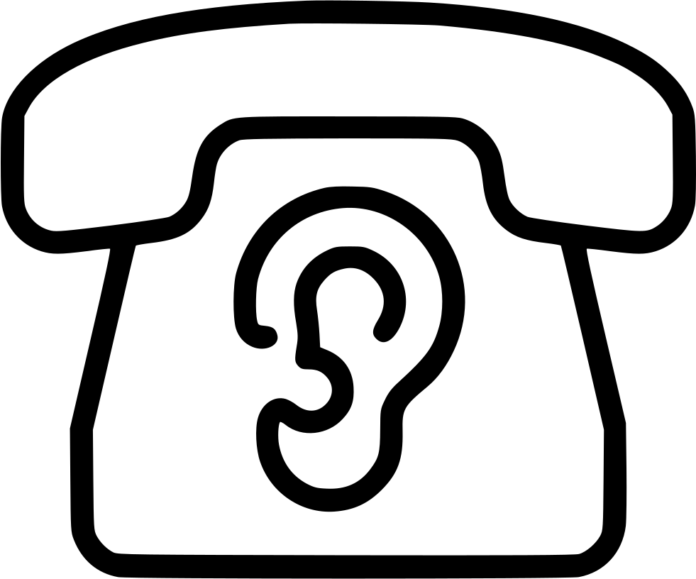 Phone Call Contact Device Communication Ear Spy