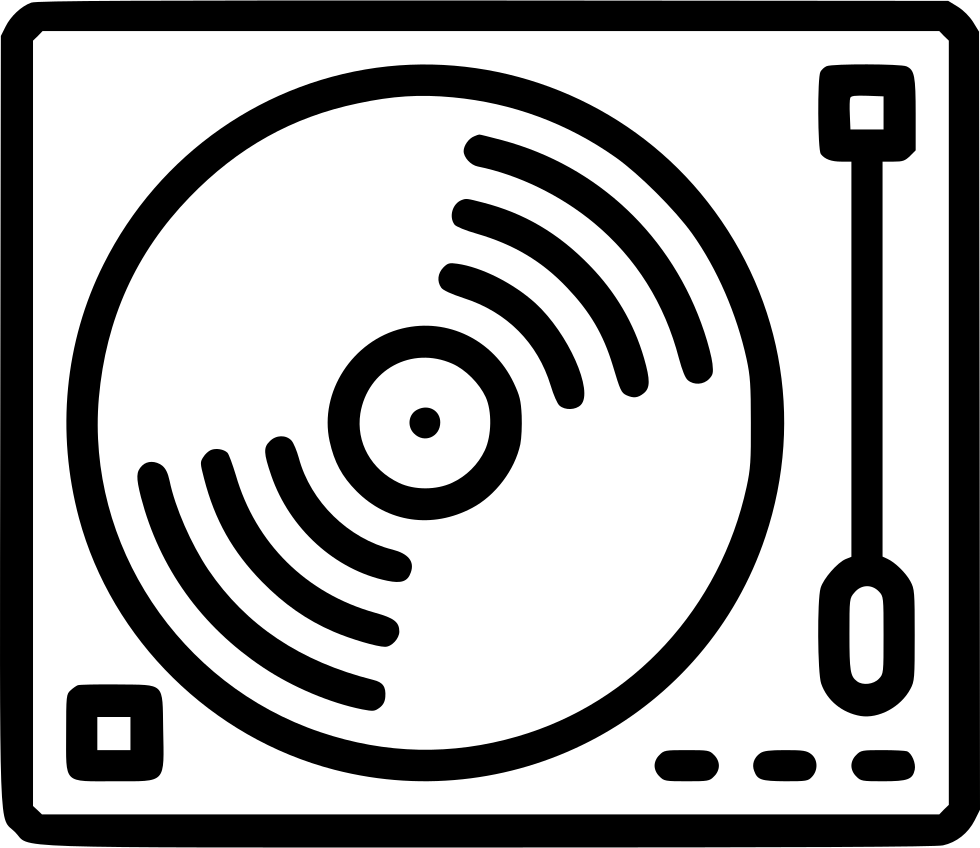 Turntable Vynil Dj Audio Sound Music Analog
