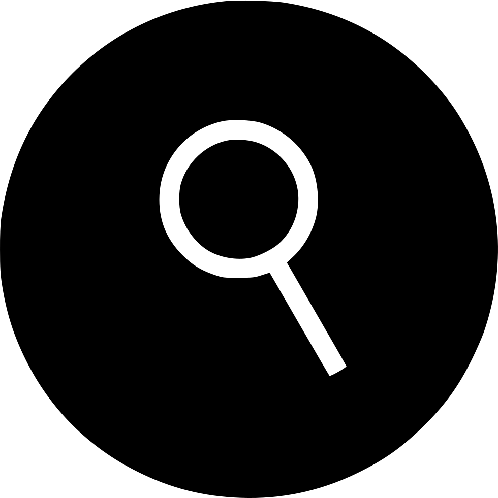 Search Find Circle Zoom Magnify