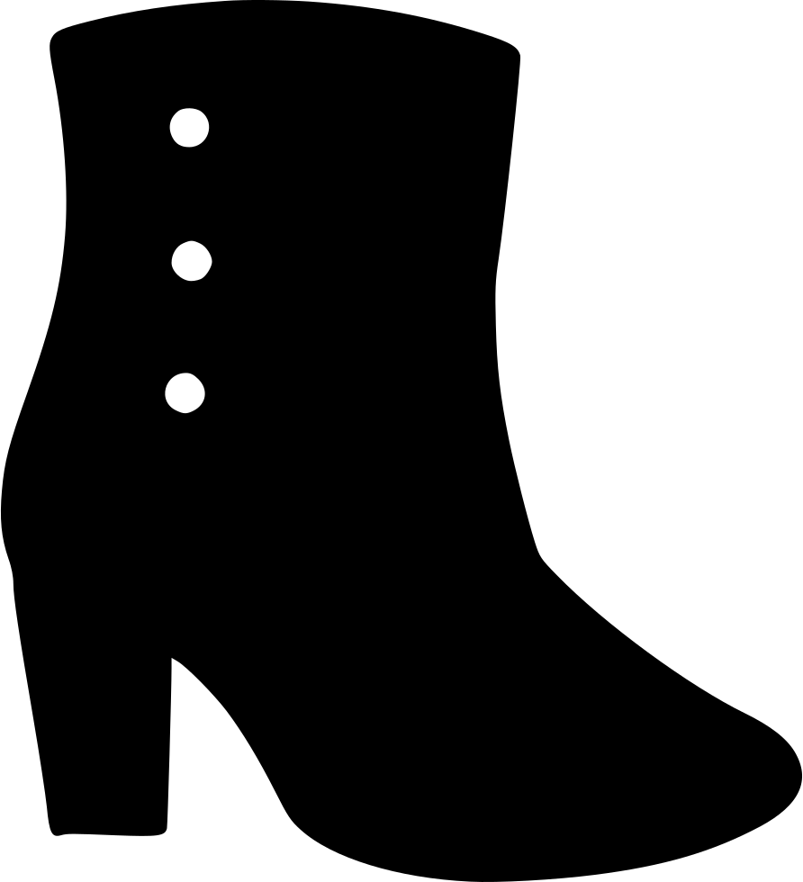Womens Heeled Boots