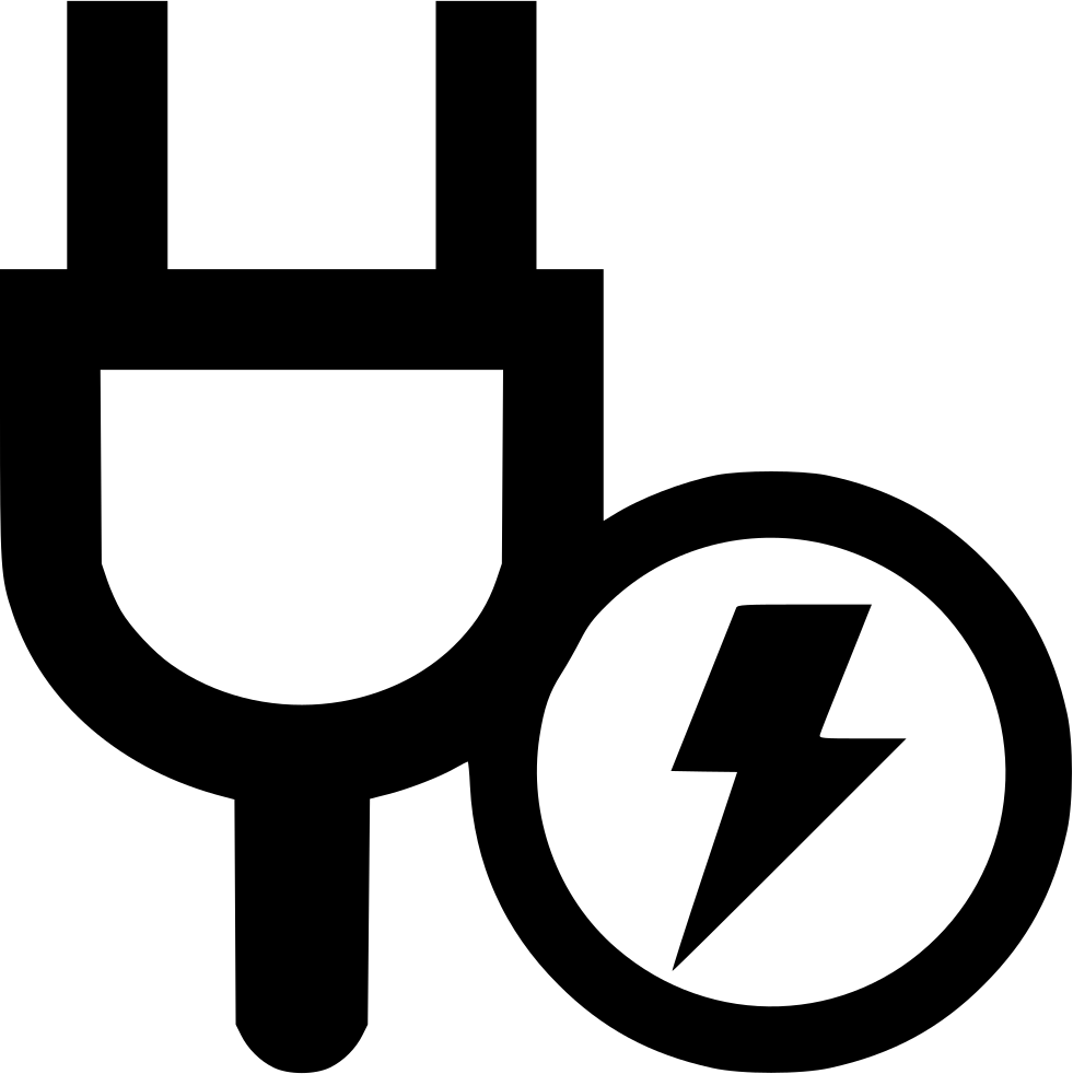 Electricity Power Charge Full Svg Png Icon Free Download
