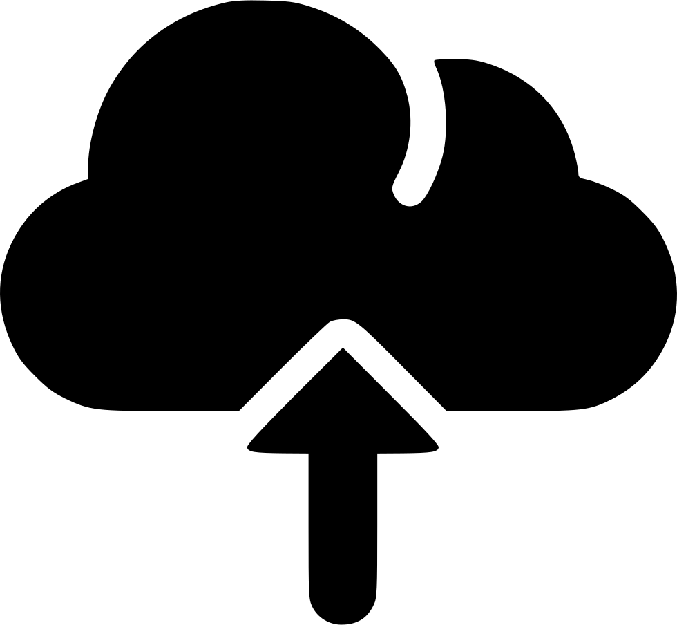 Cloud Upload Arrow Up