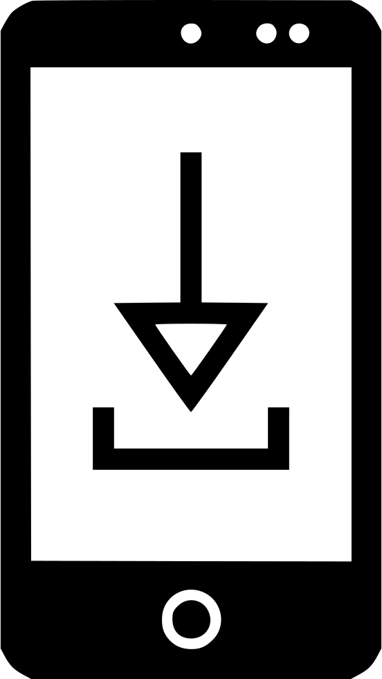 Cell Phone Arrow