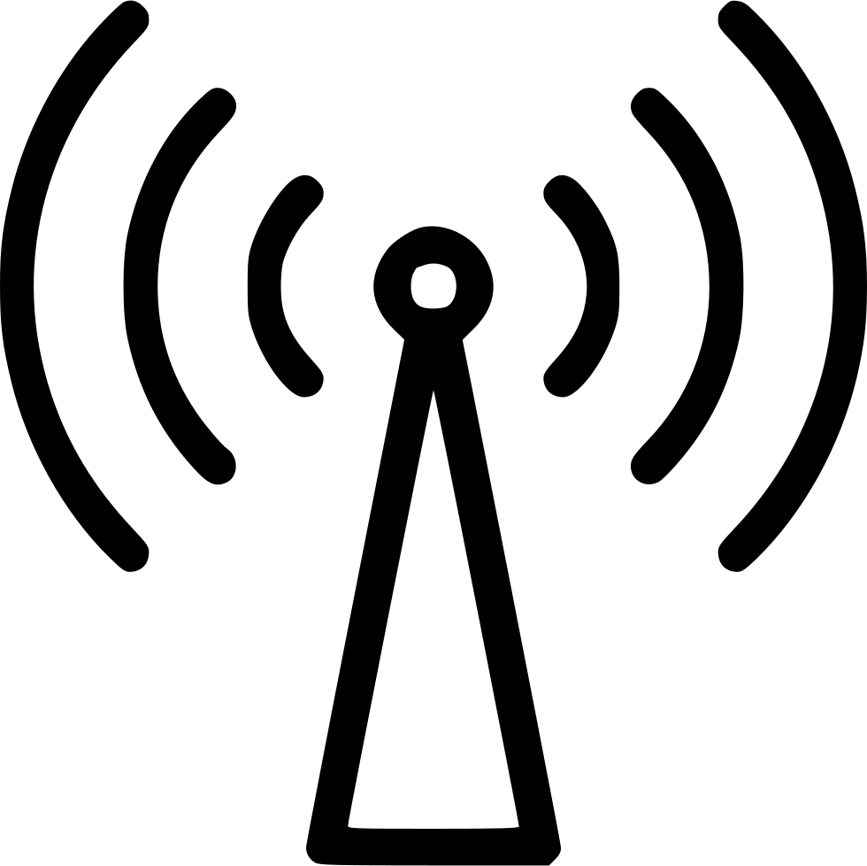 Wi Fi Wlan Connect Internet Signal Antenna Svg Png Icon ...