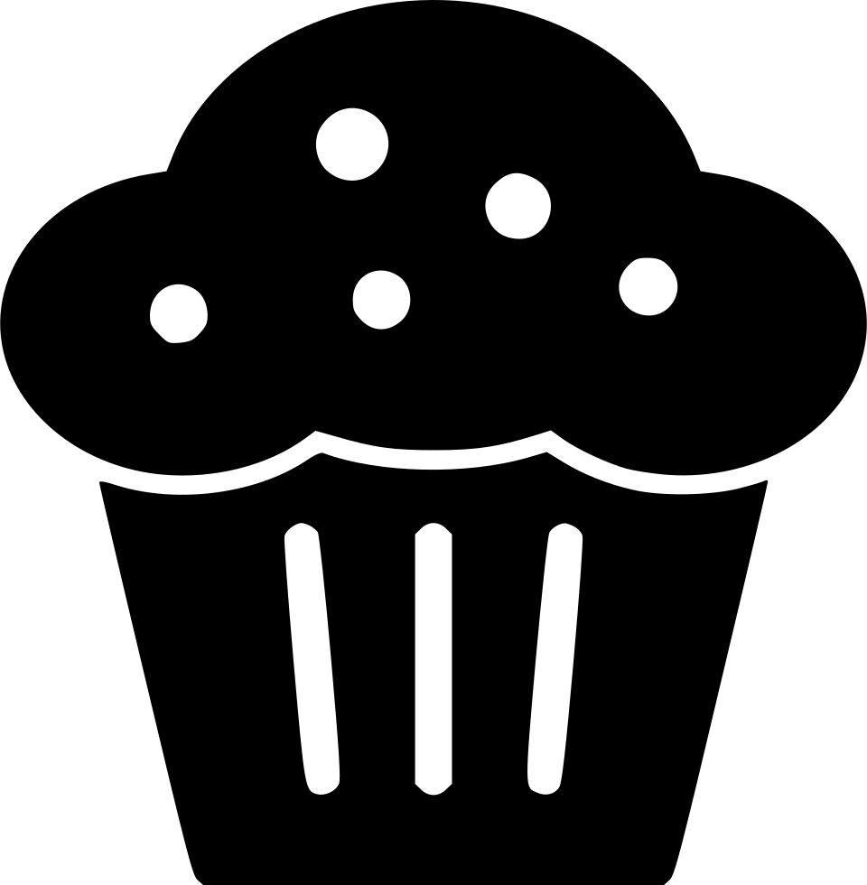 Muffin Svg Png Icon Free Download 477777