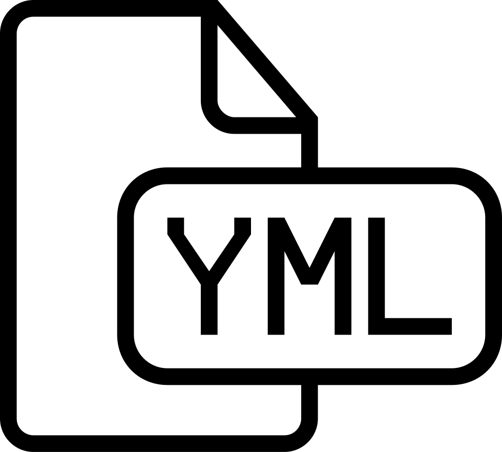 Yml Document Outlined Interface Symbol