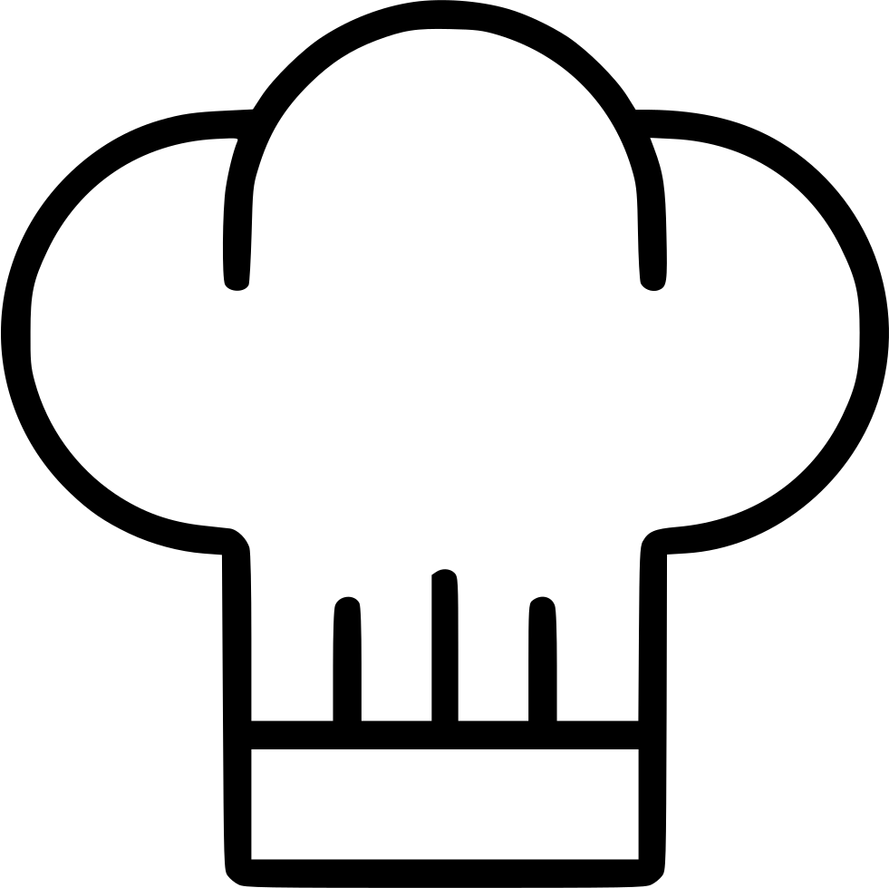 Chef Hat Svg Png Icon Free Download 482109