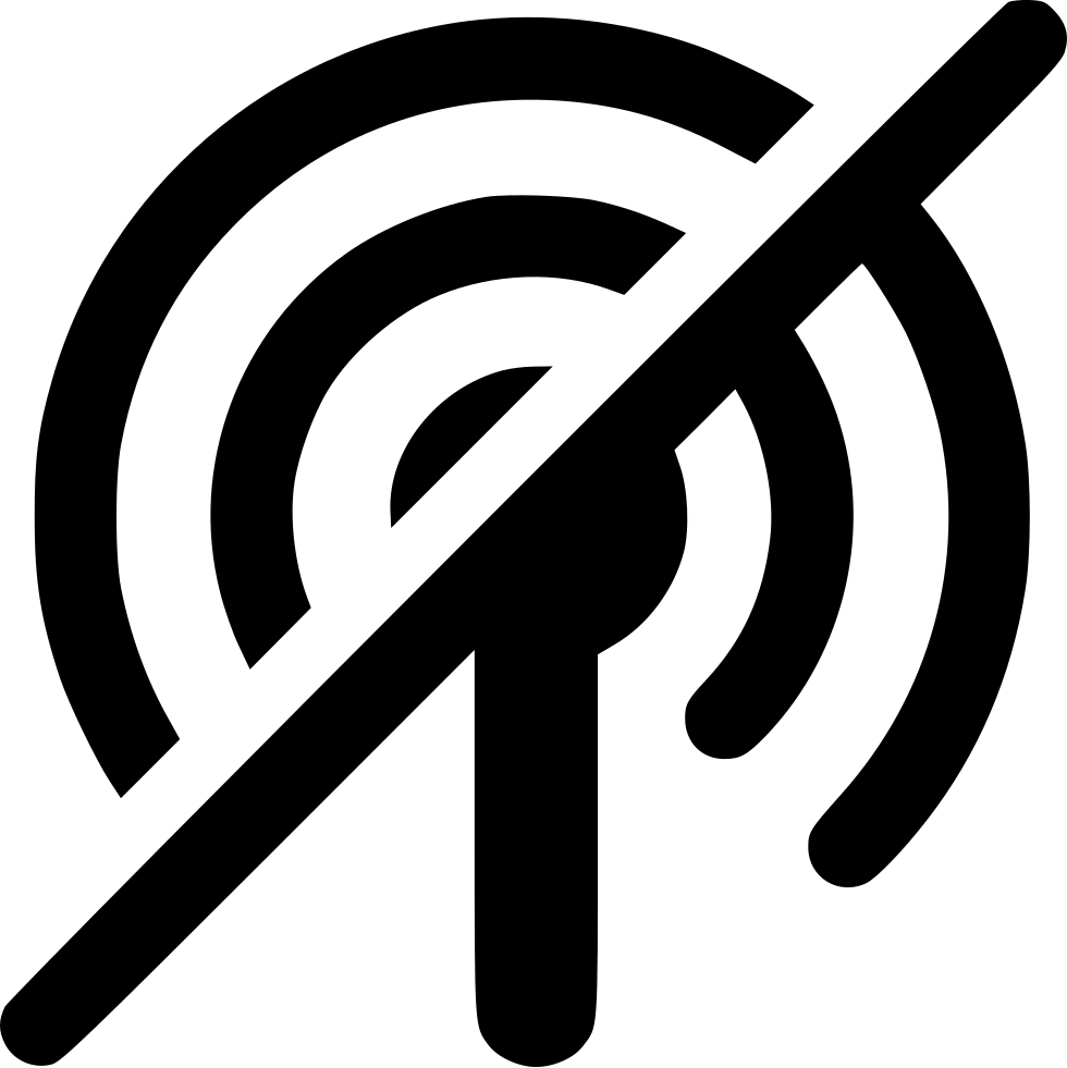 Antenna Head Signal Off