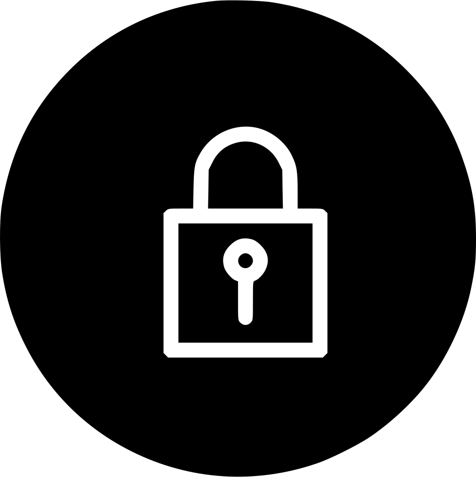 Lock Privacy Security Secure Protected Password